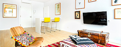1-Zimmer-Apartment (T1)